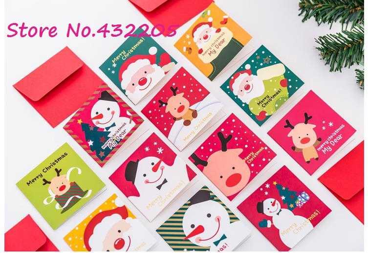 Nuovo Babbo Natale Cervi del Fiocco di Neve Del Partito Sacchetto di Cibo Sacchetto di Plastica Gift Card di Auguri Spilla Distintivo Decorazione Favori Forniture