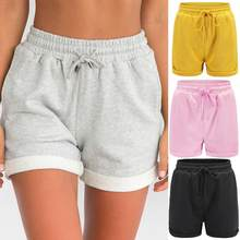 89adc0a979 High Waisted Sweat Shorts Promotion-Shop for Promotional High Waisted Sweat  Shorts on Aliexpress.com