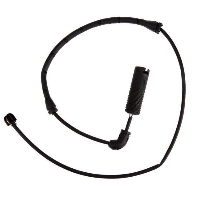 VODOOL voiture avant/arrière roue avertisseur d'usure des plaquettes de frein câble Auto voiture frein système alarme fil ligne pour BMW 3 série E46 34356751311