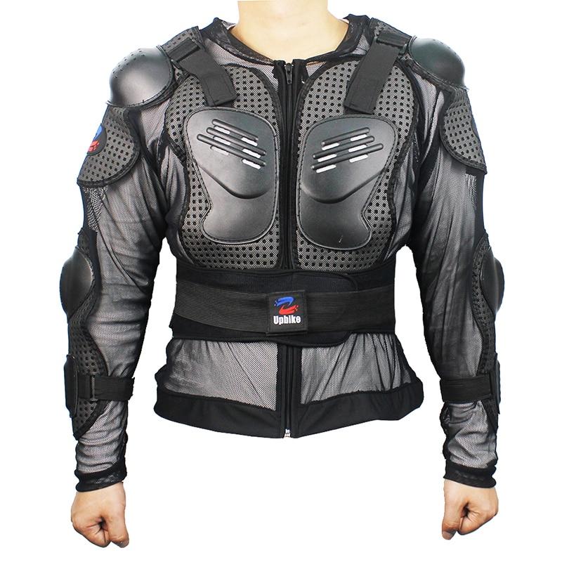 2017 Motorcycle Armor Jacket Motocross Full Body