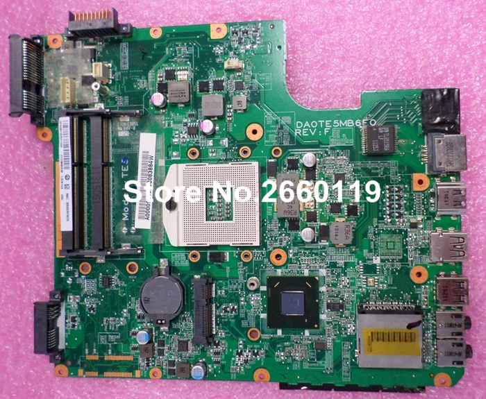 laptop motherboard for toshiba L740 L745 A000093450 DA0TE5MB6F0 system mainboard, fully tested a000093450 date5mb16a0 for toshiba l745 l740 laptop motherboard ddr3 free shipping 100% test ok