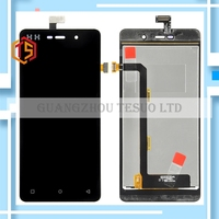 Guarantee 100 HH Black Color For Highscreen Power Four LCD Display With Touch Screen Digitizer Assembly