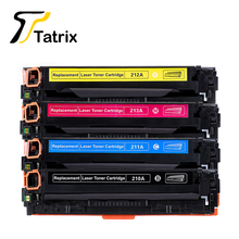 For HP 210 210A CF210A CF211A CF212A CF213A 131A Toner Cartridge For HP LaserJet Pro 200 color M251nw/Pro 200 color M276n/nw