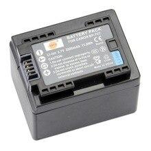 DSTE BP-727 аккумуляторная батарея для Canon VIXIA HF M50 M500 M56 M52 M60 R30 R300 R308 R506 DSLR камеры
