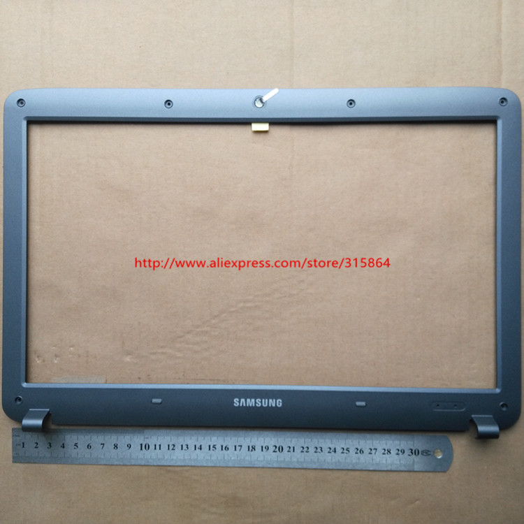 FREE SHIPPING NEW LAPTOP B SHELL FOR SAMSUNG RV508 RV510 R528 R530 R525 R540 lcd front
