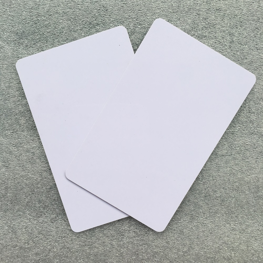 5000pcs Ntag213 NFC Forum Type 2 13.56Mhz ISO14443A Blank PVC Contactless NFC Card