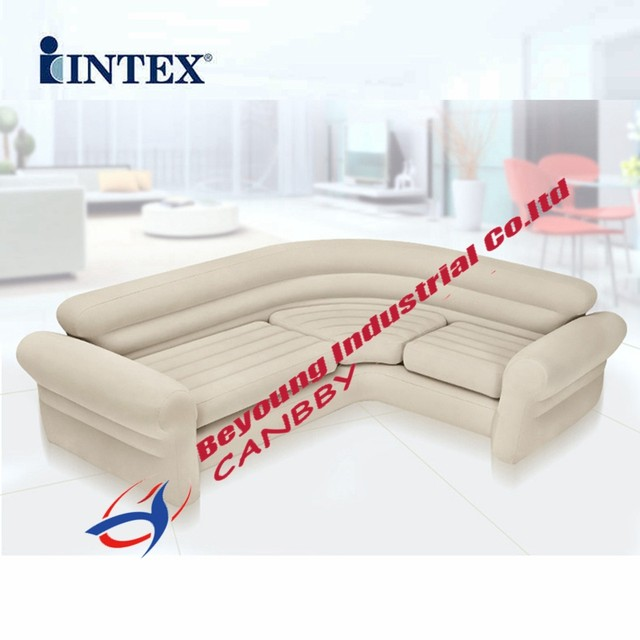 intex inflatable furniture. INTEX Inflatable Sectional Corner Sofa Waterproof Neatural Couch Lounge With Comfortable Armrests \u0026 Backrest Intex Furniture