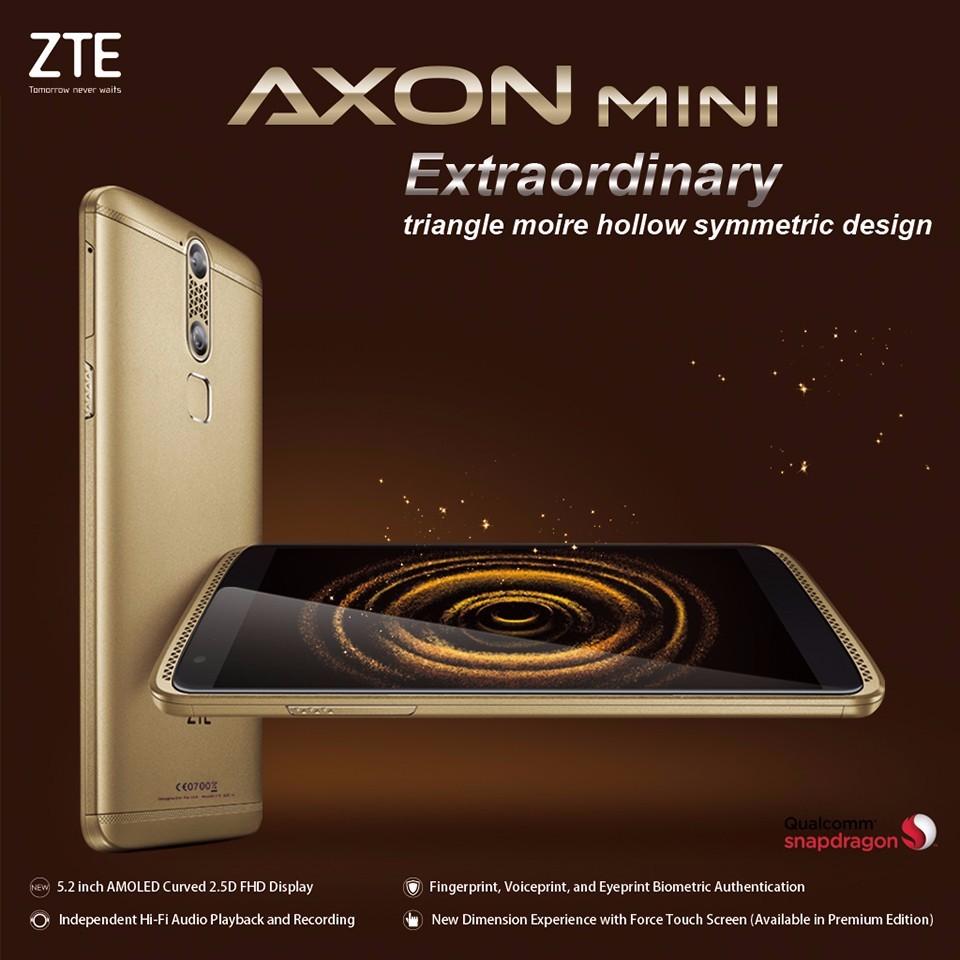 ZTE AXON Mini B2015-1