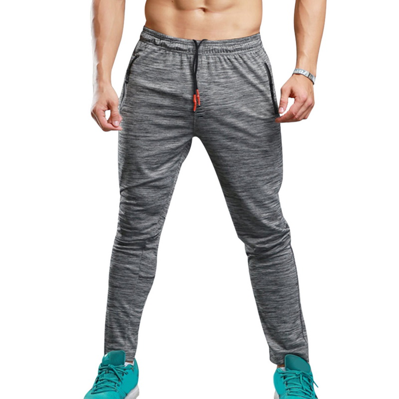 MJARTORIA Mens Fitness Pants Summer Solid Color Loose Slim Fit Breathable  Sweatpants Casual Gyms Joggers Track Trousers