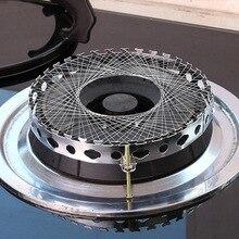 Новое покрытие для плиты из нержавеющей стали ветрозащитная энергосберегающая сетка кухонные принадлежности MK