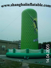 hot product inflatable sports inflatable entertainment PVC inflatable climbing wall with high quality