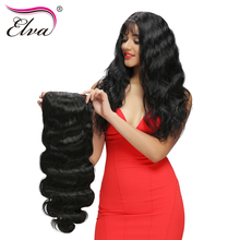 Glueless Lace Front Human Hair Wigs Pre Plucked Natural Hairline Body Wave Brazilian Remy Hair Natural Color 10″-26″
