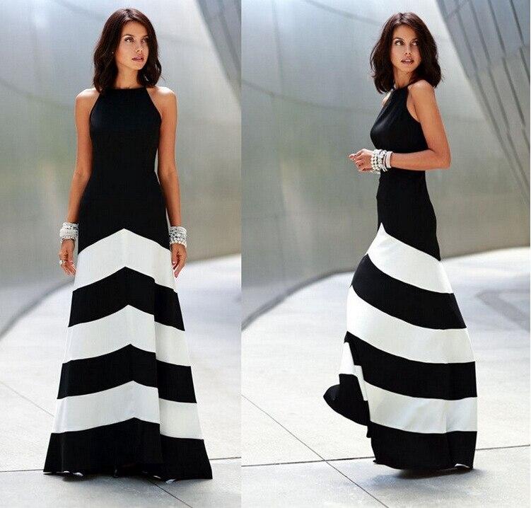 ộ ộ ༽Бесплатная доставка Новый Для женщин летнее платье длинные ... 109affa8ee8