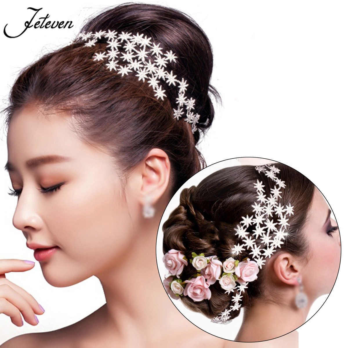aliexpress : buy new star hairband bride tiaras crowns crystal