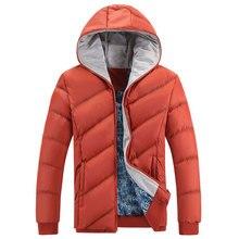 НОВЫЙ горячая Зима мужская Одежда napapijri Куртки Плюс Размер Хлопок мужская Куртка Человек Пальто мужские Большой Размер Сплошной Цвет Прилив модели