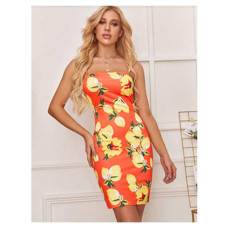 2019 женский купальник с фруктовым принтом пляжный слинг новое платье пляжное платье накидка для пляжа женский пляжный саронг туника