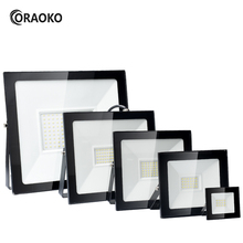 Led Flood Light 10w 20w 30w 50w 100w Super Bright Outdoor Floodlight 220v Waterproof IP66