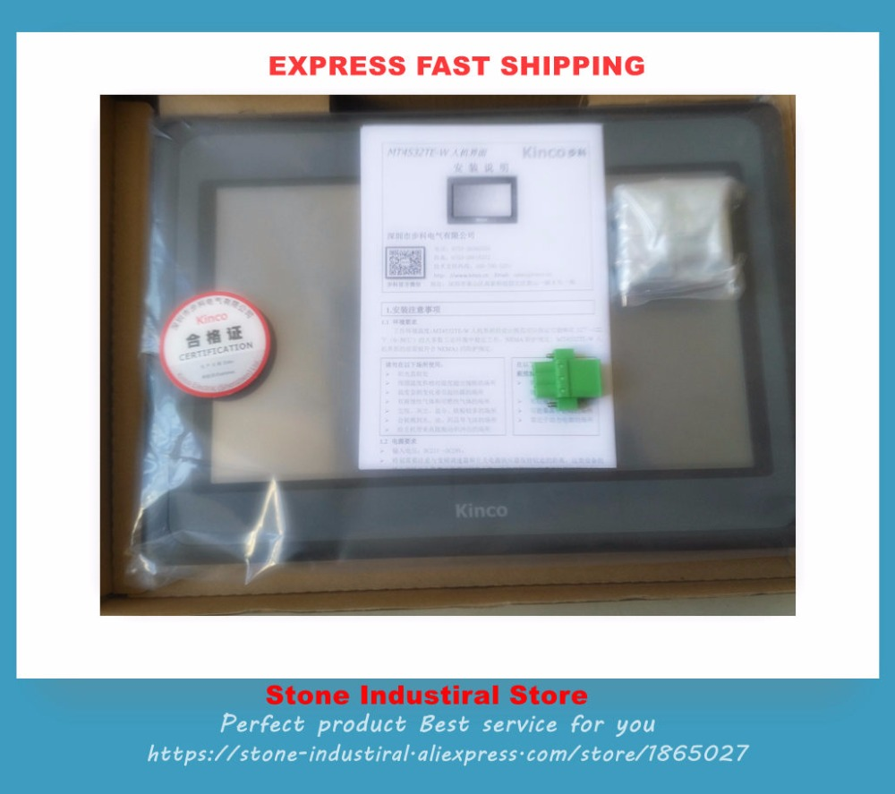 HMI Touch Panel MT4532TE New mt4532te 100 Tested Good Quality