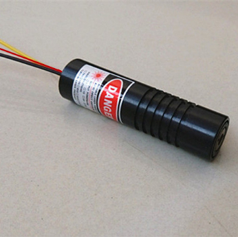 TTL 150mw 830nm Infared  laser module with DC3/5V power adapter 1Hz-1000KHz 16x60mm