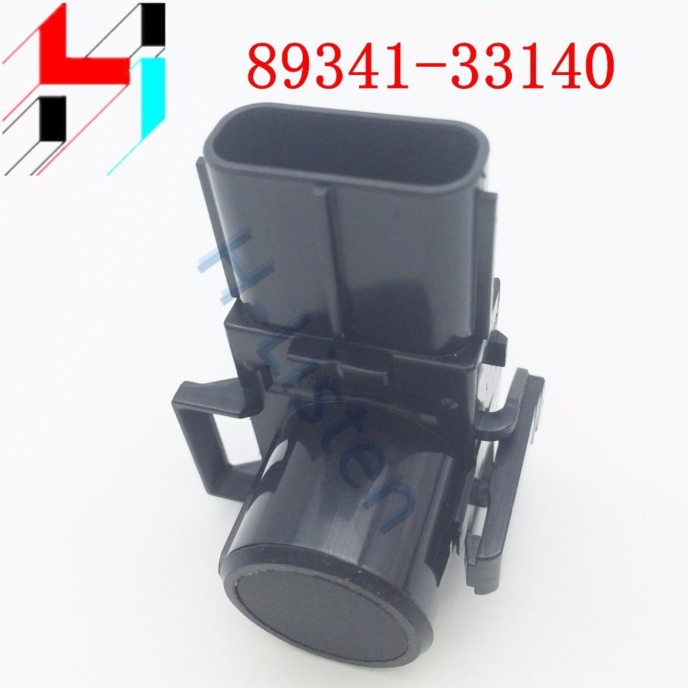 Parking distance control pdc sensor for toyota corolla camry land cruiser sequoia lexus lx570 89341 33140 8934133140 black white