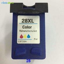 For HP 28 Ink Cartridge For HP 28 Black/Tri-color C8727A C8728A Deskjet 3420 3520 3550 3650 3740 3843 3845