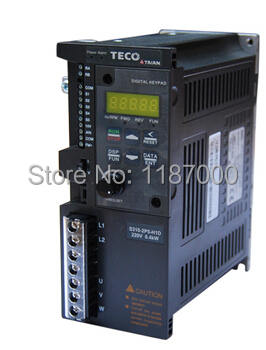 TECO AC Motor Drive Inverter S310 Series S310-202-H1D 2HP 1500W Single Phase NEW well tested working one year warranty