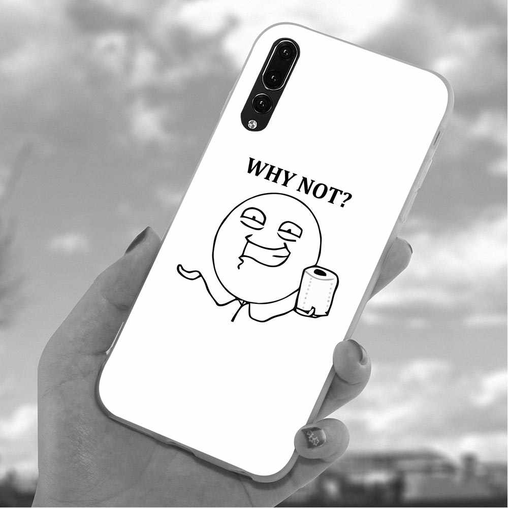 Мягкий силиконовый чехол из ТПУ для huawei Honor 8C Why Nove Phone Cover для 9 Lite 7C 10 Note Y6 2018 Y7 Y9 Nove 3 3i 6A 7A 7X Pro 8 Back