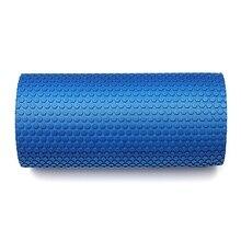 New 12″x 6″ EVA Pilates Fitness Foam Roller HOME GYM Massage Floating Point