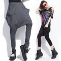 2503 summer new large size women's casual harem pants big pocket pants feet trousers explosion models the influx of people