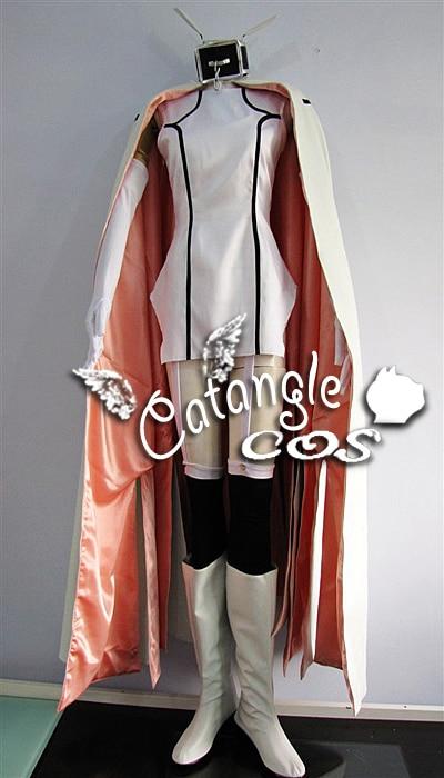 Sora no Otoshimono Nymph Cosplay Costume Custom Any Size
