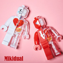 Educational 4D Human Body Assembled Action Figure mkd2 Models Funny Master Puzzle Toys