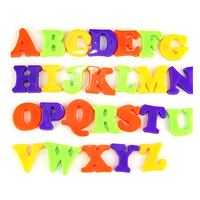 New Styke Baby Toys Magnetic Alphabet Letter Kid Learning Toys Maths Number Fridge Magnets Best Gift For Children