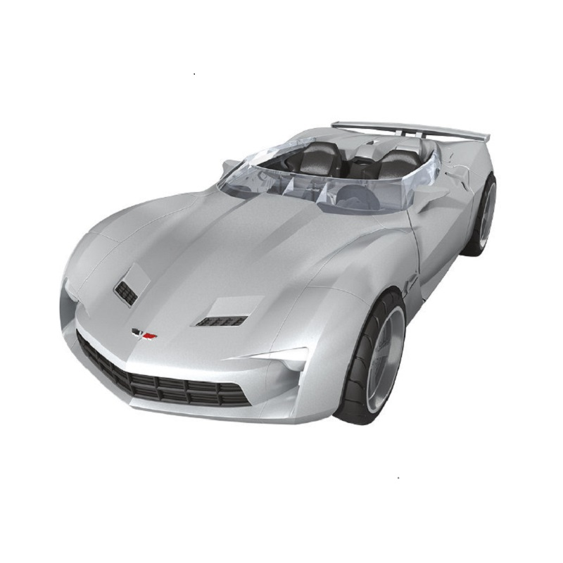 New Studio Series Sideswipe Silver Car Model Classic Toys For Boys SS29