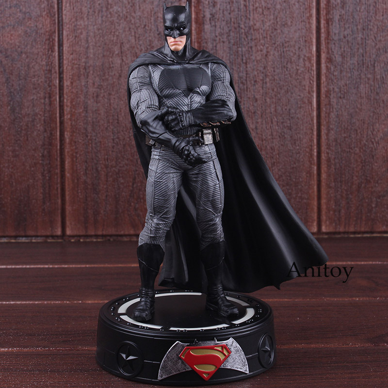 DC Comics Action Figure Batman vs Superman Dawn of Justice Figure Batman Figures Statue Led Lighting
