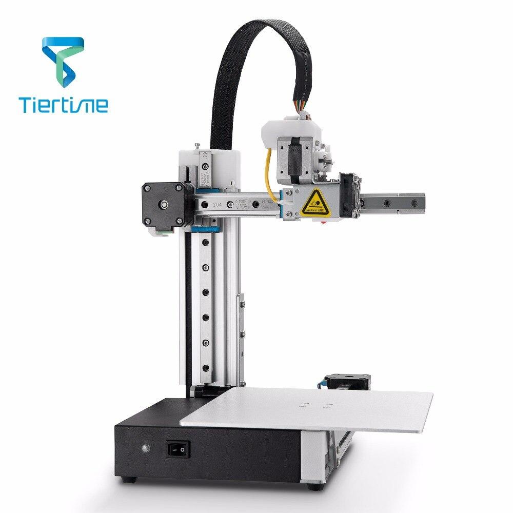 Cetus3d mk2 3d Imprimante bricolage kit en acier inoxydable linéaire Rails full metal par Tiertime