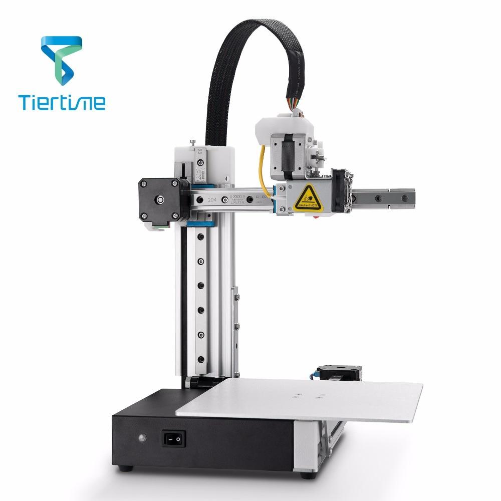 Tiertime Cetus3D MK2 3D Printer DIY Kit, Stainless Steel