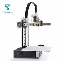 Tiertime Cetus3D MK2 3D Printer DIY kit, Stainless steel linear Rails, Full metal