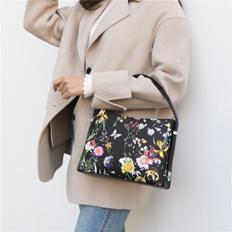 PU Leather Luxury Designer Clutch Bag 1