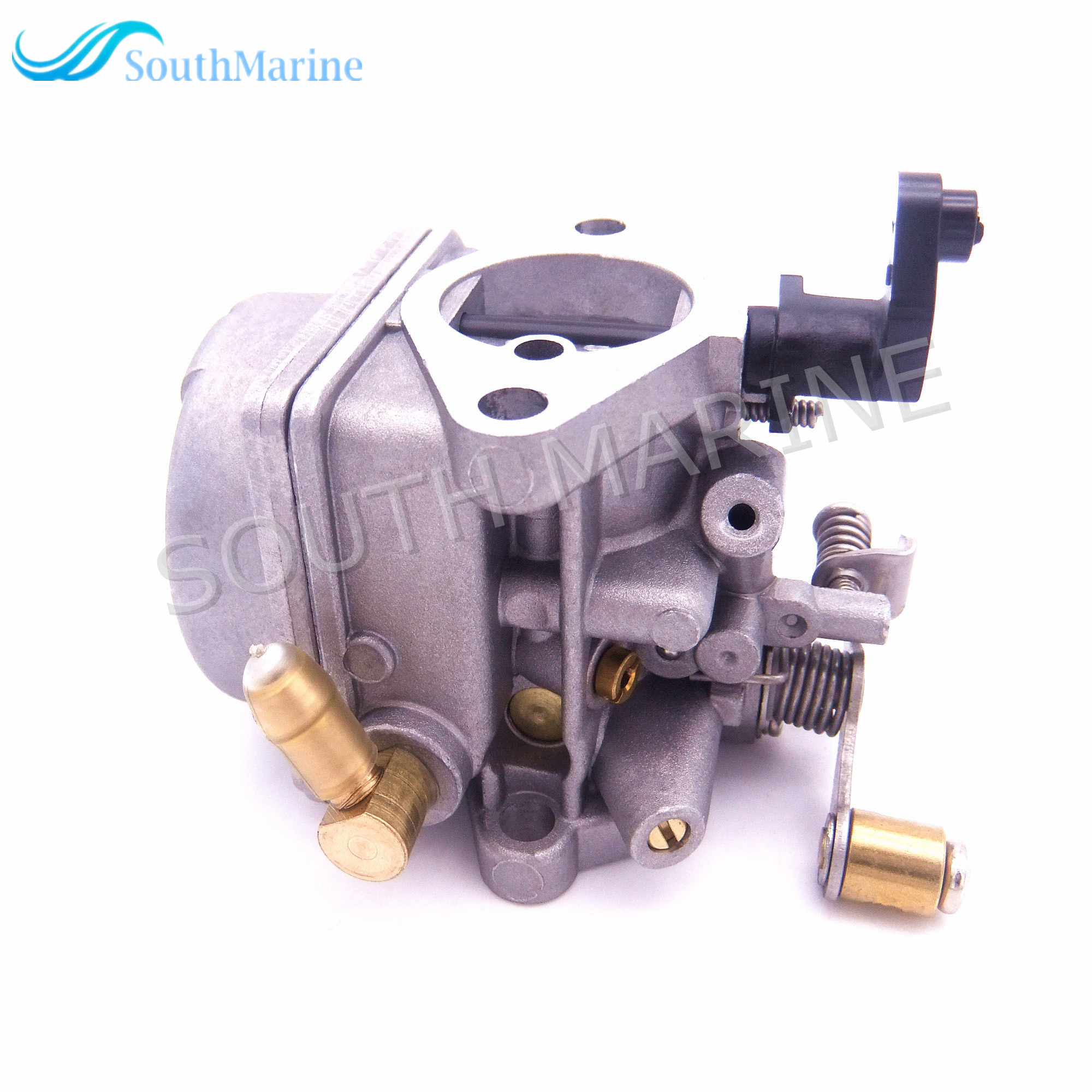 Outboard Engine Carburetor Assy 6BX-14301-10 6BX-14301-11 6BX-14301-00 for Yamaha 4-stroke F6 Boat Motor Free Shipping 66m 14301 11 66m 14301 00 carburetor assy for yamaha 4 stroke 15hp f15 outboard motors