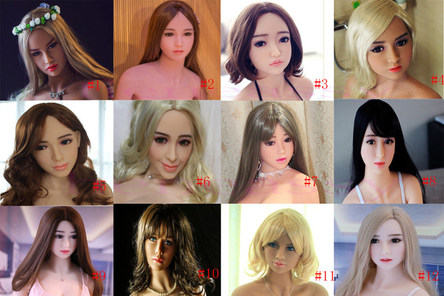 2019 Новый реалистичные куклы для интима головы, японский силиконовые секс куклы, сексуальные куклы, сексуальный магазин Высокое качество