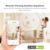Anran cámara ip wifi 960 p h.264 hd smart 180 vr panorámica cctv cámara de seguridad de vigilancia de la red de protección del hogar