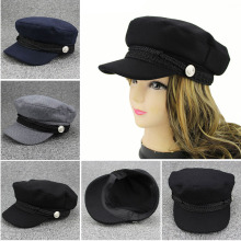 2019 Newly Hot Women Autumn Beret Soft Warm Vintage Chic Classic Female Hat for Winter MSK66