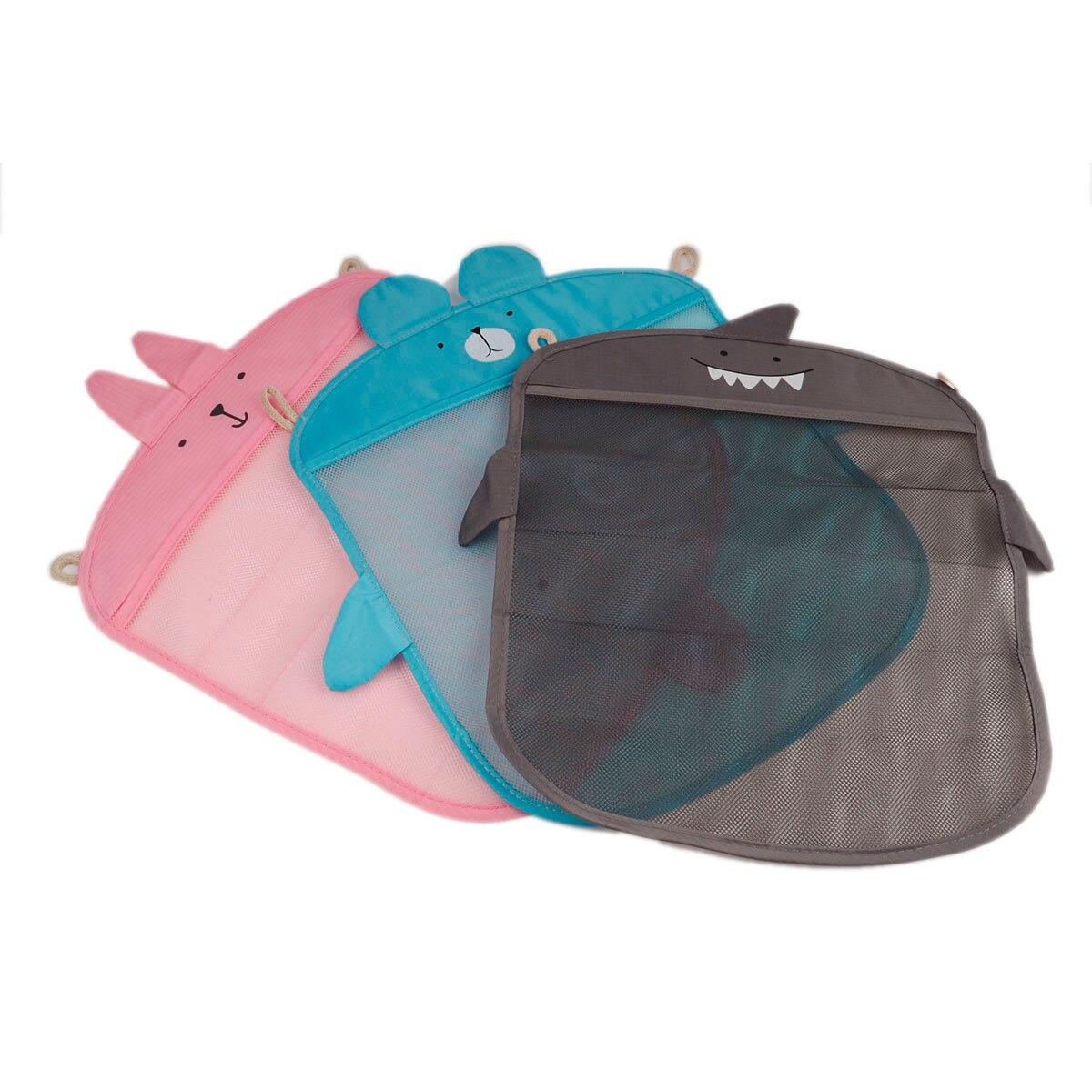 Baby Home Bathroom Mesh Bag For Bath Tub Toys Kids Bathtub Net Cartoon Bathing Hanging Organizer Bag Storage Toy Bags Bath Toy