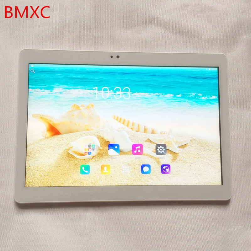 Newest BMXC tablet pc 10 1 inch 1920 1200 IPS screen 4G LTE Android 6 0