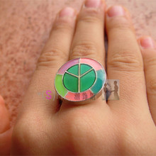 MOOD RINGS Glowing in the dark Change Color Temperature Ring Emotion Feeling Mood Ring