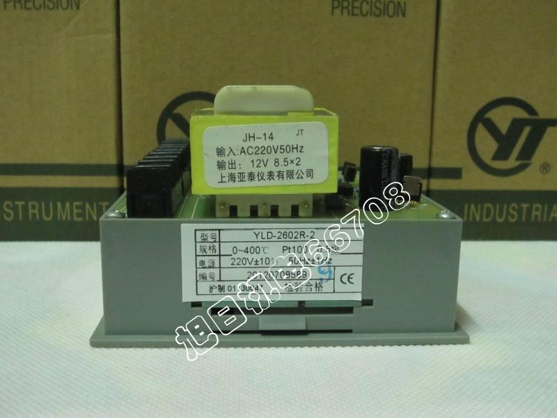 AISET YT Shanghai Yatai Thermostat  YLD-2602R-2
