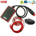 Оригинал V3.9 ВДМ UCANDAS WIFI Полный Система Диагностический Инструмент UCANDAS ВДМ Для Android Windows Авто Диагностический Сканер Автомобильной