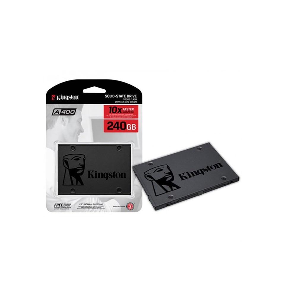Купить со скидкой Внутренний жесткий диск SSD A400  Kingston SA400S37/240G 240ГБ