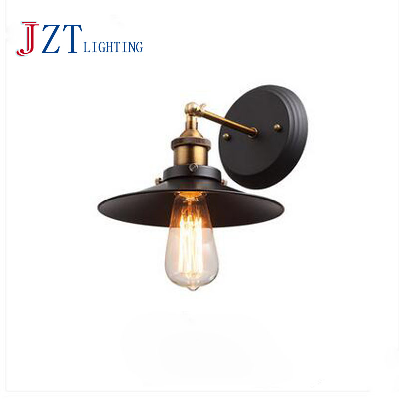 American Country Retro Wall Lamp Industrial Warehouse