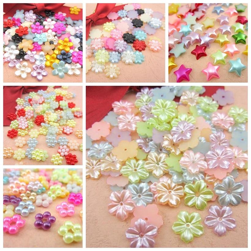 Декор поздравительных открыток бусинами цветами бантами